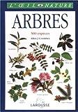 echange, troc Larousse - Les arbres