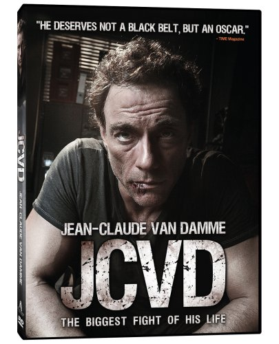 Cover art for  JCVD
