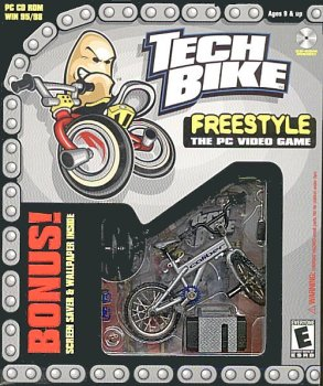 Tech Bike Freestyle - The PC Video Game