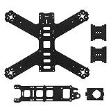XCSOURCE-Durable-210-3K-Carbon-Faser-4-Achsen-Mini-H-Mini-Quad-Quadcopter-Racing-Drone-Multicopter-Rahmen-RC185