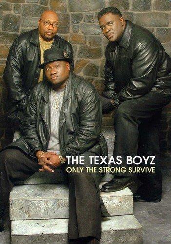 DVD : Only The Strong Survive