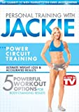 518HBHJG7AL. SL160  Personal Training with Jackie: Power Circuit Training