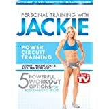 Personal Training With Jackie: Power Circuit Trainingby Jackie Warner