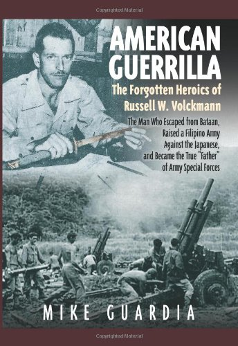 Image of American Guerrilla: The Forgotten Heroics of Russell W. Volckmann