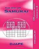 Dj Ape The Way Of Samurai: 105 Samurai Sudoku Puzzles: 2