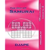 The Way Of Samurai: 105 Samurai Sudoku Puzzles ~ Djape