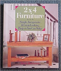 2x4 Furniture Book