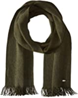 BOSS Hugo Boss Men's Marios Double Face Knit Scarf