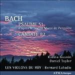 Bach: Psaume 51, d'apr�s le Stabat Ma...