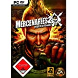 "Mercenaries 2: World in Flamesvon ""Electronic Arts"""