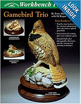 Workbench Projects: Gamebird Trio (Wildfowl Carving Magazine Workbench ...