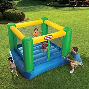 little tikes ch teau gonflable basic 623547 jeux et jouets. Black Bedroom Furniture Sets. Home Design Ideas