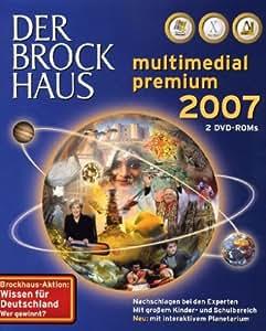 Brockhaus multimedial 2007 premium (DVD-ROM)