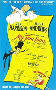 My Fair Lady (Broadway) - 1956 - 14 x 22 Poster - Style A