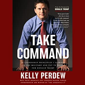 Take Command Audiobook | Kelly Perdew | Audible.com.au