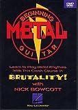echange, troc Beginning Metal Guitar [Import anglais]