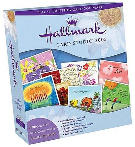 Hallmark Card Studio 2005 StandardB00029QTUE : image