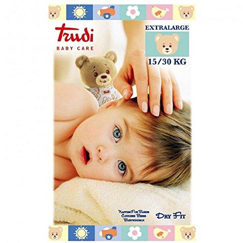 TRUDI BABY C PANNOLINI XL15/30