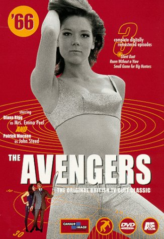 Avengers: 66 Set 1 Volume 1 [DVD] [1961] [Region