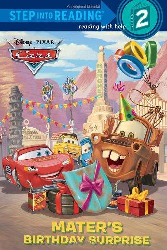 Mater's Birthday Surprise (Disney/Pixar Cars) (Step Into Reading. Step 2)
