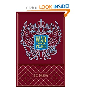 War and Peace Leo Tolstoy and Ph.D. Ernest Hilbert