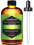 Pure Body Naturals Tea Tree Oil, 1 FL. OZ.