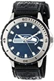 Game Time Men's NFL-VET-SEA Veteran Custom Seattle Seahawks Veteran Series Watch at Amazon.com