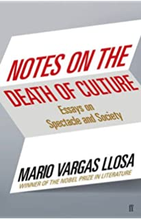 Touchstones by Mario Vargas Llosa