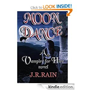 Moon Dance (Vampire for Hire #1)