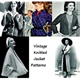 Vintage Knitted Jacket Patterns