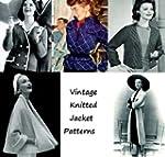 Vintage tricot� veste Patterns