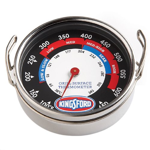 Review Kingsford Grill Surface Thermometer