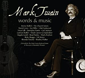 Mark Twain: Words & Music