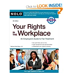 Your Rights in the Workplace (9781413312102)