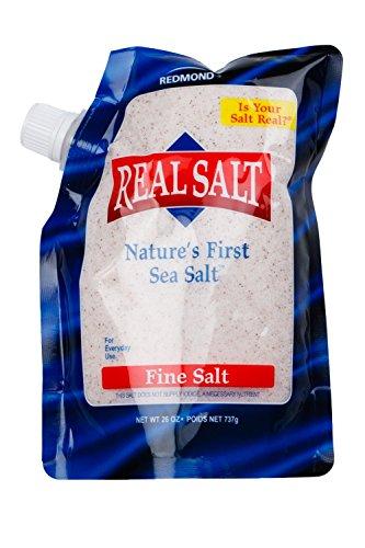 Real Salt Sea Salt - Pouch, 26-Ounce (Sea Salt Real Food compare prices)