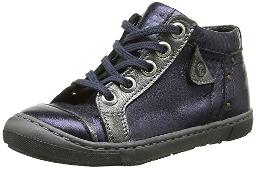 Little Mary Aude, Sneakers Basse Bambina, Blu (Bleu (Metal Ocean)), 31