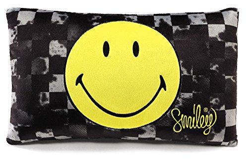 Nici 39296-Rectangular Cojín Smiley