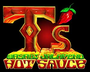 Ts Wasabi Jalapeno Hot Sauce by T's Hot Sauce