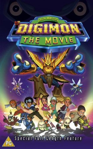Digimon - The Movie [2001] [DVD]