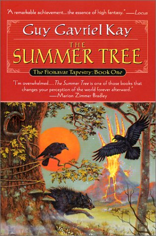 Image for The Summer Tree (The Fionavar Tapestry, Book 1)