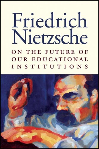 On the Future of Our Educational Institutions (William of Moerbeke Translation Series)