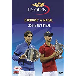2011 U S Open Mens Final - Djokovic Vs Nadal