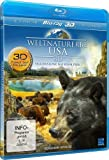 Image de Weltnaturerbe Usa 3d - Yellowstone Nationalpark [Blu-ray] [Import allemand]