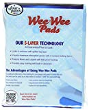 Four Paws Wee-Wee Standard Dog Housebreaking Pads, 14 Pack