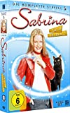 DVD Cover 'Sabrina - Total verhext! (Staffel 5, Folgen 98-119 im 4 Disc Set)