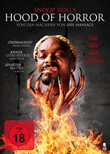 Snoop Doggs Hood of Horror [DVD]
