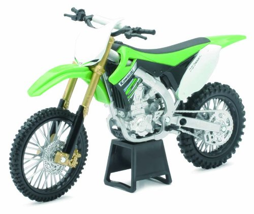New Ray Toys Offroad 1:12 Scale Motorcycle - KX450F 2012 57483