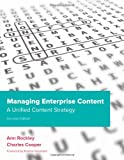 img - for Managing Enterprise Content: A Unified Content Strategy (2nd Edition) (Voices That Matter) book / textbook / text book