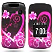 CoverON® Hard Snap-On Cover Case with PURPLE PINK LOVE HEART Design for KYOCERA S2150 COAST / S2151 KONA With PRY- Triangle Case Removal Tool [WCB657]