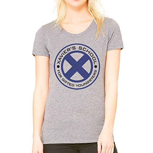 Xavier's School For Gifted Youngsters X men Small Donne T-Shirt